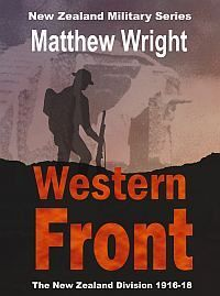The Kindle cover of my book 'Western Front' (Reed 2005/Intruder Books 2015)