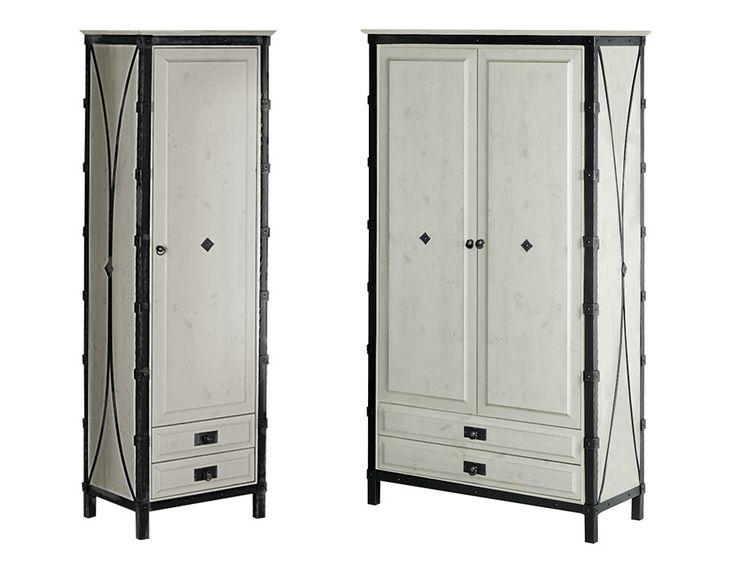 oltre 25 fantastiche idee su kleiderschrank holz su. Black Bedroom Furniture Sets. Home Design Ideas