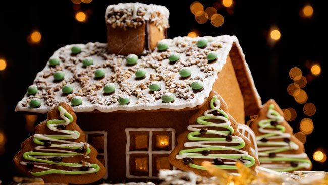 Giant gingerbread house coming to the Fairmont
