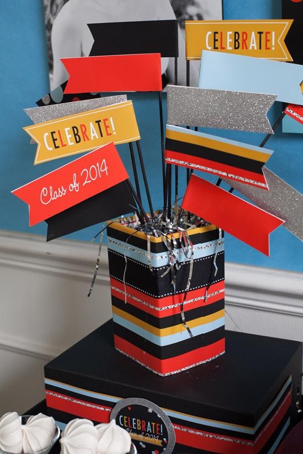Graduation Party Centerpieces 362 best graduation celebration! images on pinterest | graduation