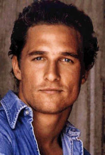 Matthew McConaughey - Another Texas Treasure. :)