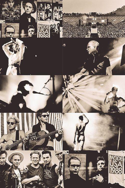 25th Anniversary of Depeche Mode 101 // 18.06.1988