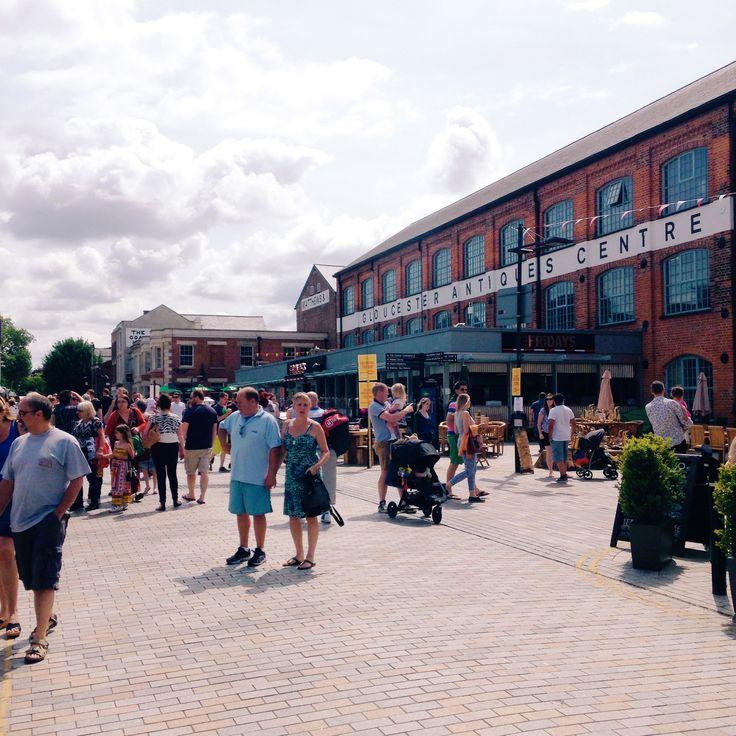 gloucester quays food festival docks