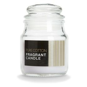 Pure Cotton Fragrant Candle