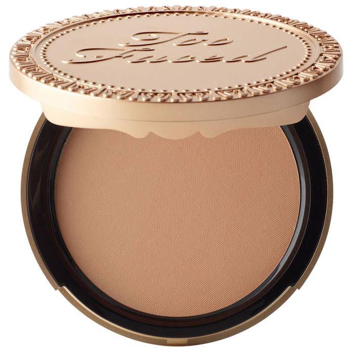 Too Faced : Milk chocolate soleil bronzer