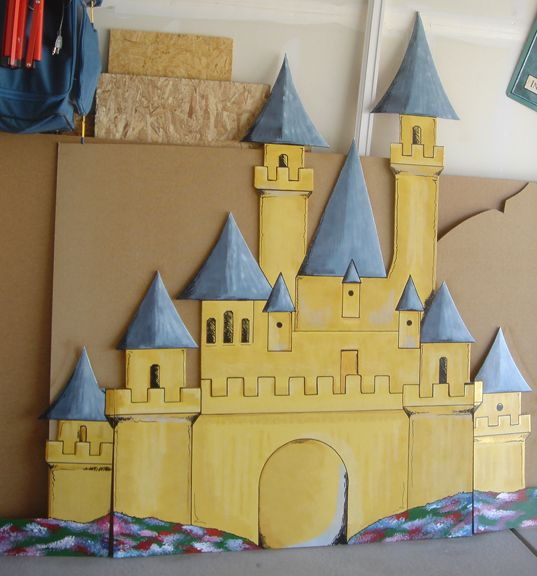 191 best castles & dragons images on pinterest | cardboard castle
