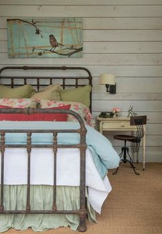 9 Metal Beds to Dream In