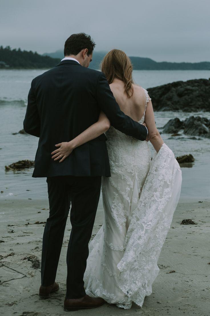 Tofino wedding at Wickanninnish Inn British Columbia; PHOTOGRAPHY by Joel + Justyna Bedford;