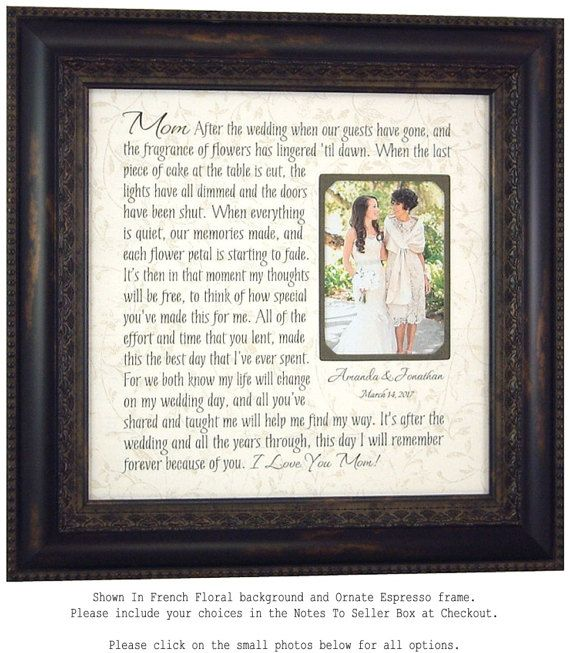Mother Of The Bride Gift Parents Wedding Frame Sign Guest Book Better Off Wed Guestbook Cake Topper 16 X