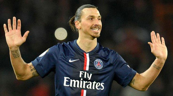 Zlatan to Arsenal