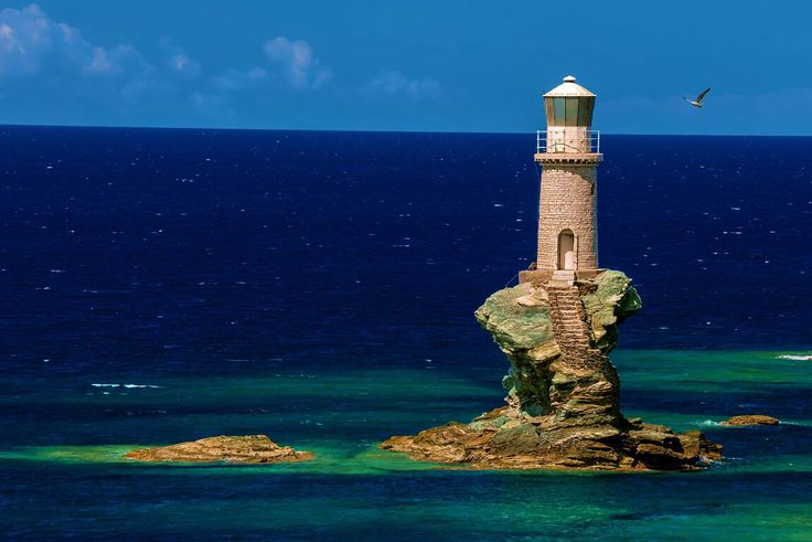 Best Lighthouse Greece