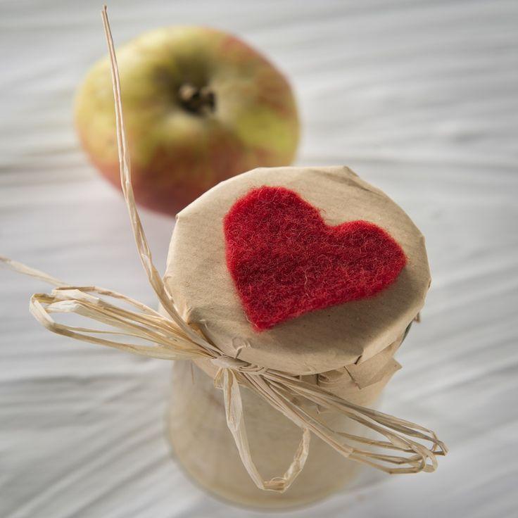 Apfel-Marzipan-Aufstrich