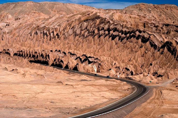 Cordillera de la sal | Insolit viajes