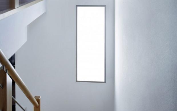 """Licht-Panel """"Ultraslim"""" mit LED"""