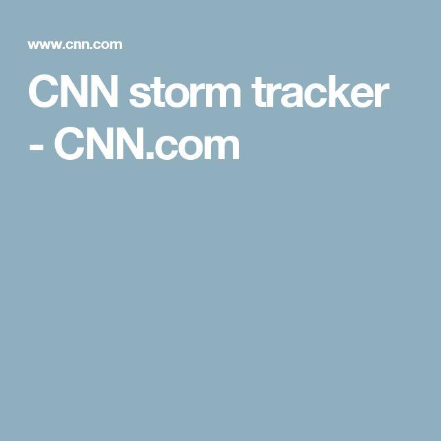 CNN storm tracker - CNN.com