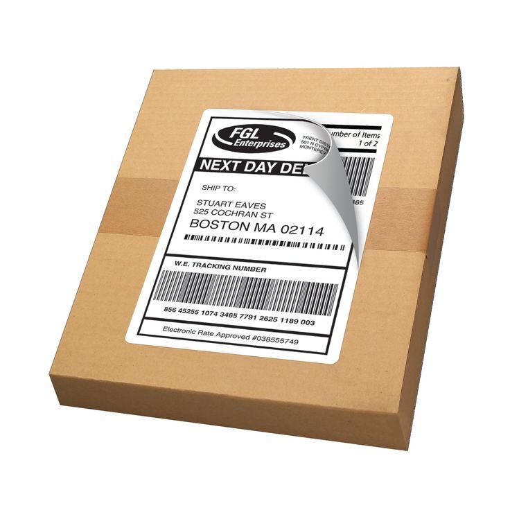 De 25+ bedste idéer inden for Shipping label printer på Pinterest - shipping label