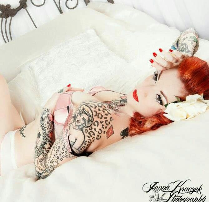 17 best images about pin up on pinterest rockabilly for Cherry bomb tattoo parlor perth