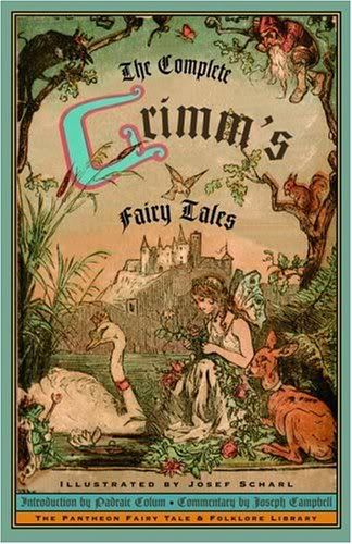 Grimm's Fairy Tales- Ok, so this is more my style of literature than hers, but she does love a good fairy tale. I like the original gory disgusting kind