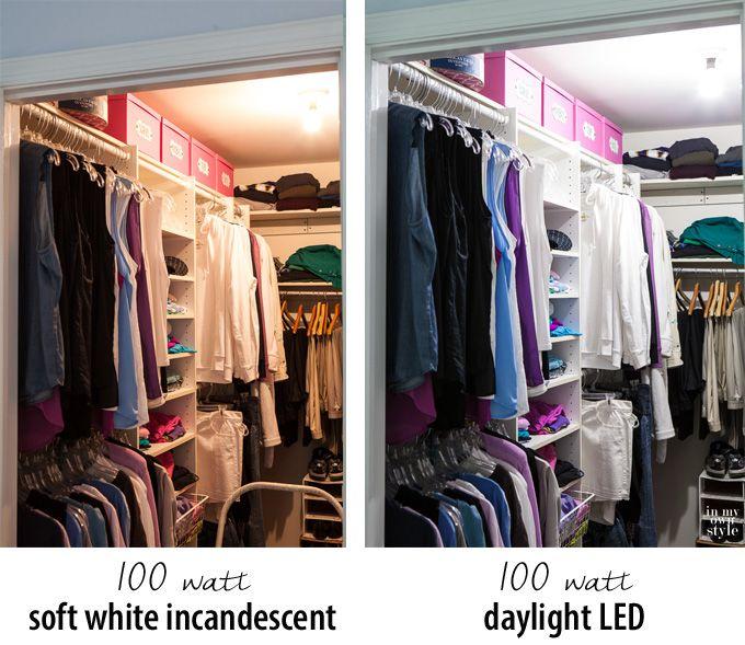 Best 25+ Closet lighting ideas on Pinterest   Walking ...