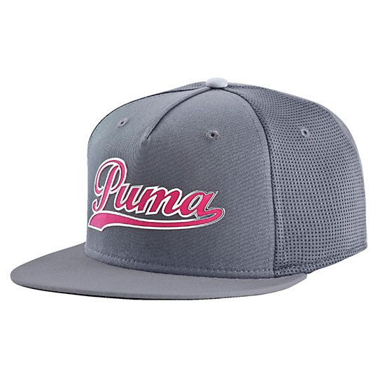 Fancaps - Script Snapback Golf Cap Purple, $34.95 (http://www.fancaps.com.au/script-snapback-golf-cap-purple/)