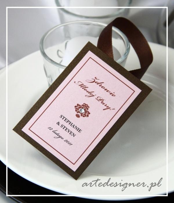 Zawieszka na alkohol Victoria. Product By / www.artedesigner.pl