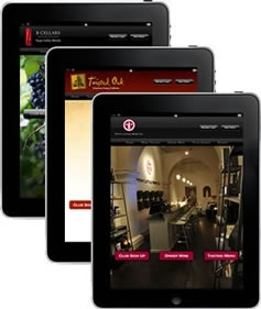 iPad and mobile applications