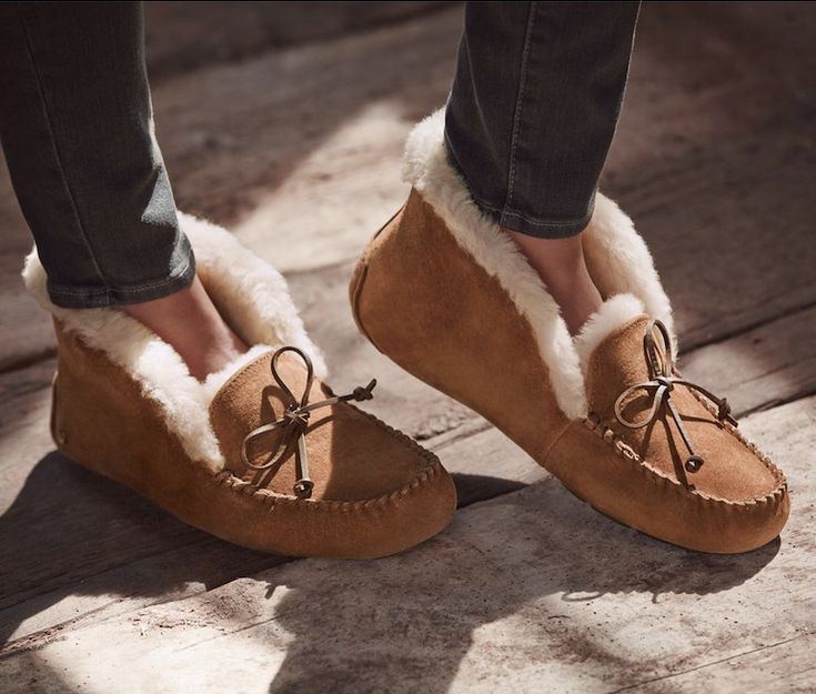 Oprah's Favorite Things 2014! The oh-so-cozy #UGG Australia Alena slippers made the list and guess who's got them (in 3 fabulous colors)?