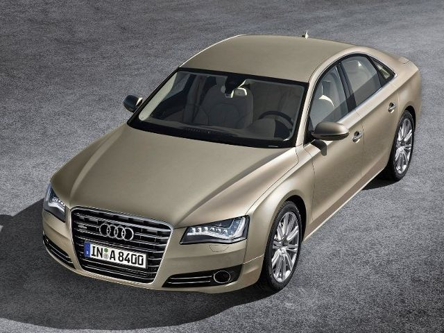 McCarthy New AUDI A8 3.0T FSi Quattro Tiptronic 8-sp is just too awesome ! #McCarthyAudiGolfCompetition