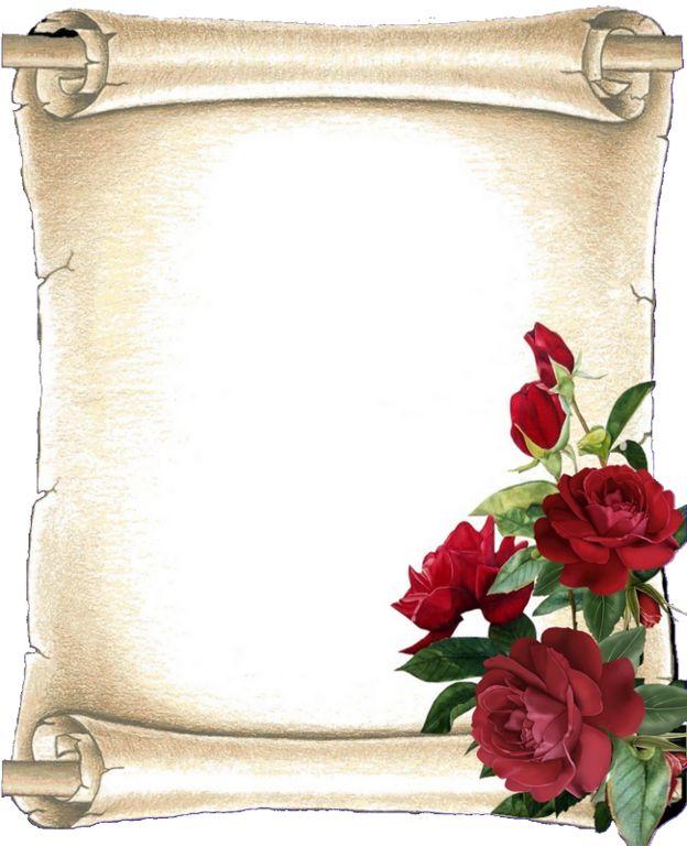 свиток с цветами картинки считается святым