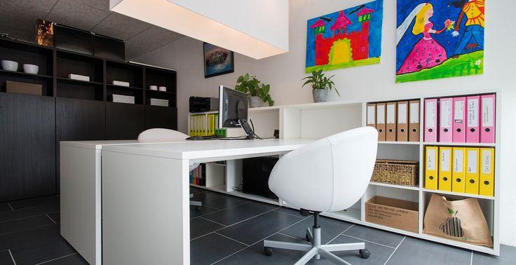 Interieur thuiskantoor | ZO!interieurprojecten
