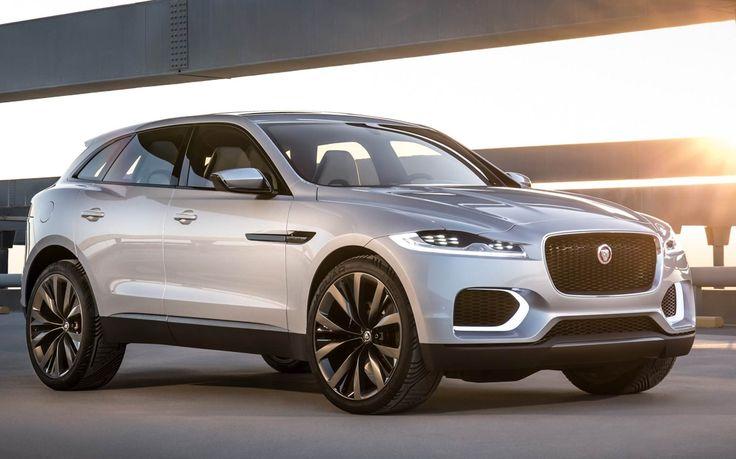 Jaguar F-Pace SUV | Jaguar F-Pace adotará a tecnologia All-Surface Progress Control ...