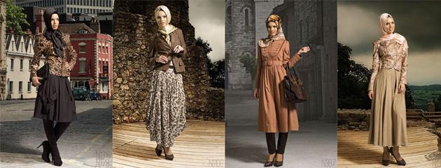 Pakaian Kantor Wanita Muslim Trendy dan Fashionable