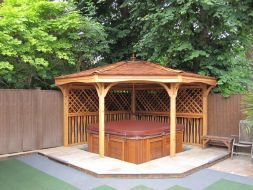Hot Tub Canopy Gazebo | Hot Tub Gazebo