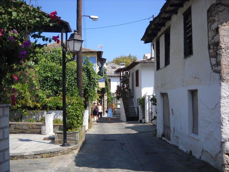 Panagia - Thassoss - Řecko