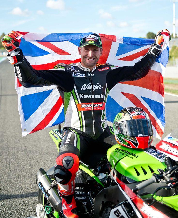 Tom Sykes World Superbike Champion 2013 so great to see Kawasaki and Sykes win.
