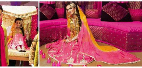 Faryal Makhdoom and Amir Khan Boxer Wedding Pictures