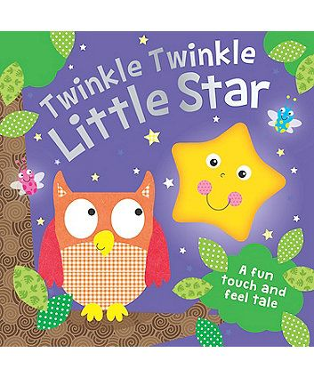 Touch and feel Twinkle Twinkle