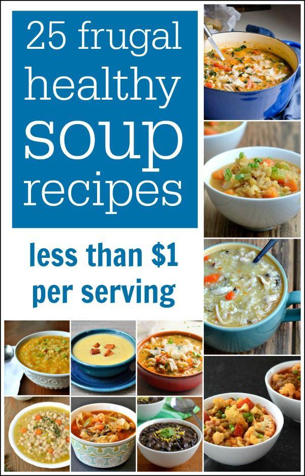 380 best Frugal Recipes images on Pinterest