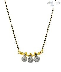 mangalsutra design - Google Search