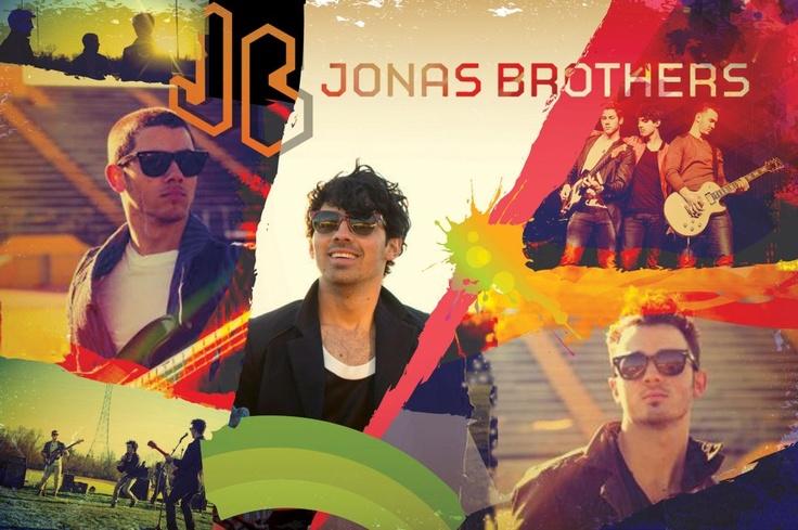 Collage Jonas Brothers