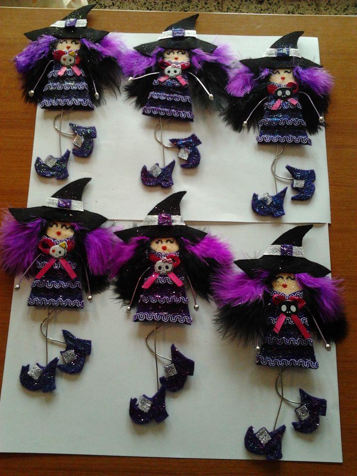 Brujas Lilas