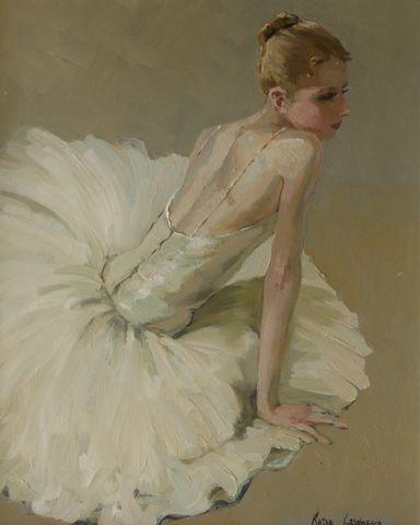 "Katya Gridneva ""Ballerina"""