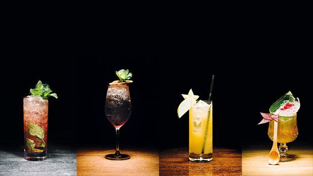 4 mocktails for your alcohol detox
