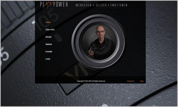 Homepage Fotofraf  www.pixxpower.de