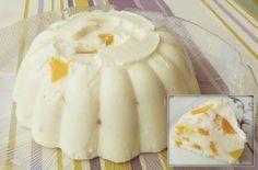 Γλυκό γιαουρτιού με ροδάκινα - Συνταγές Μαγειρικής - Chefoulis