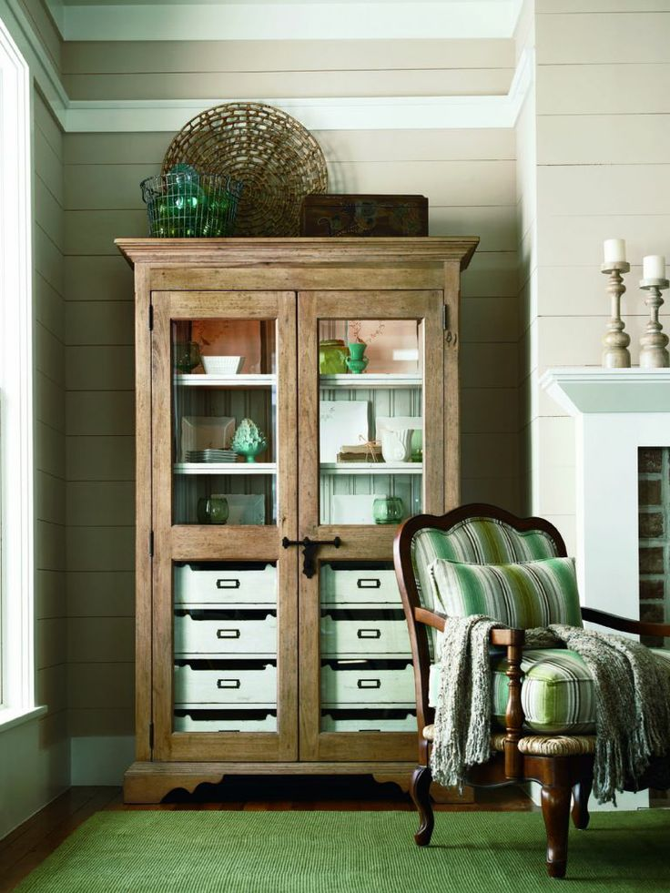 Home Gallery Furniture For Paula Deen Home, Paulau0027s Dish Pantry