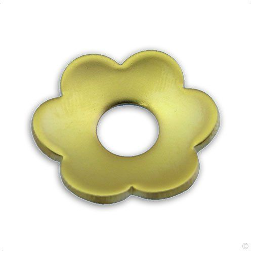 Ring-of-Change charming Disc #1105 gold blossom stainl. steel, Lord rings   ring system Ring-of-Change. $9.07