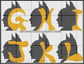 Dinha Ponto Cruz: Monograma Batman