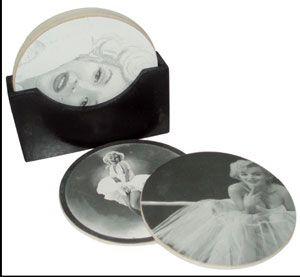 Posavaso Marilyn,Detalle Boda,Regale Posavaso,Posavaso para Boda,posavaso madera #Grandetalles
