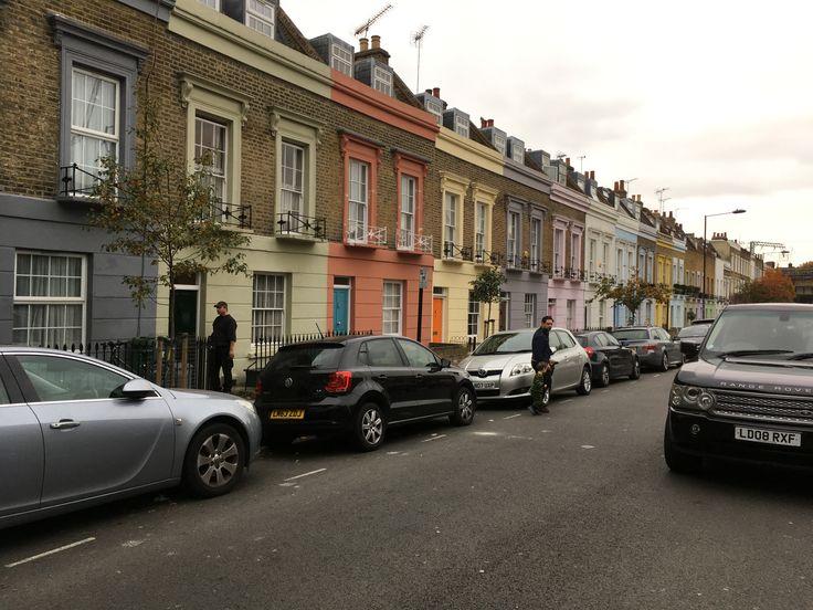 London, Camden